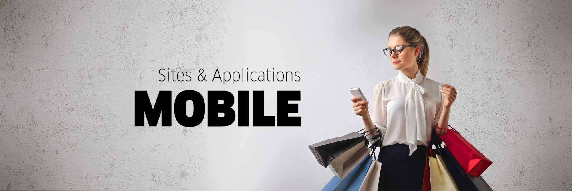 sites et applications mobile